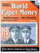 Papírpénz katalógus 1961-től napjainkig.