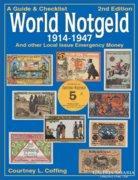 World Notgeld katalógus 1914-47