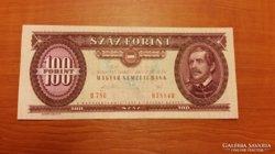 *** ÉRDEKES!!! UNC 1989-es 100 forint OLVASS !! ***