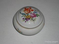 Meissen porcelán bonbonier