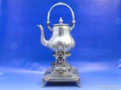 0A673 Régi spiritusz égős teafőző