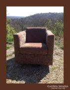 Design,club jellegű forgó fotel