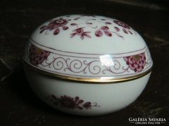 Gyönyörű Kaiseri porcelán cukortartó