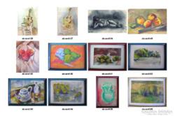 Akvarellek hétezerért