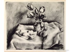 Kiss Terézia : Tulipánok
