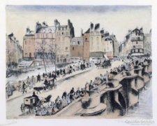 """Vadász Endre : """"Apress Pissarro: A Pont Neut"""""""