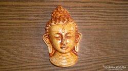 Budha fejek kőből 2db egyben