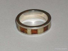 Ezüst gyűrű 01