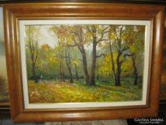 Hornyik Zoltán festmény , eladó
