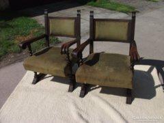 Antik fotel 2 db eladó!Nagyon szép