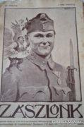 Zászlónk ifjúsági folyóirat 1916-ból