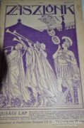 Zászlónk ifjúsági folyóirat 1913-ból