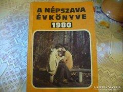 A NÉPSZAVA 1980-as ÉVKÖNYVE