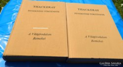 Thackeray - Pendennis története I-II. /VILÁGIRODALOM REMEKEI