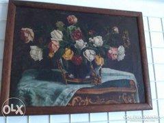 Csendélet rózsákkal