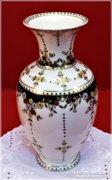 Zsolnay Sissy váza 25 cm. magas, gyönyörű