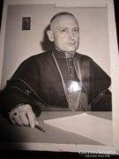 Korabeli sajtó fotó MINDSZENTY bíboros aláirt 1947