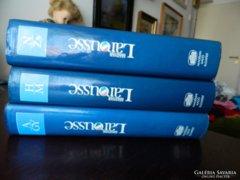 Larousse enciklopédia kötetek