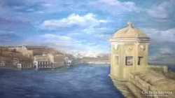 Málta Tájkép