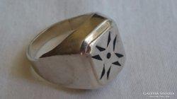 Ezüst pecsétgyűrű