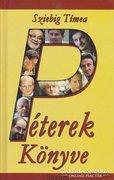 Sziebig Tímea: Péterek könyve (ÚJ kötet) 1000 Ft