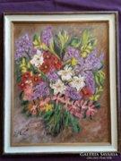 Festmény (1984) Csendélet
