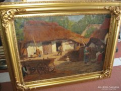 Gaál Ferenc festmény eladó