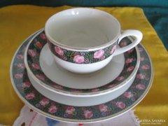 Antik  Bavaria csésze és alj