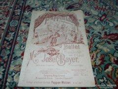 Kotta -Die Puppenfee  PUPPENLADEN - BALLET - JOSEF BAYER