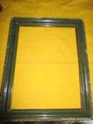 Antik  képkeret.27x21  cm