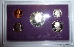 USA forgalmi sor 1990 S PP - Proof Mint set