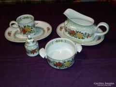 Villeroy & Boch porcelánok