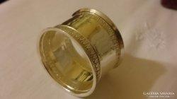 Ezüst Szalvétagyűrű gyönyörű állapotban.