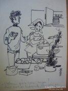 Eredeti, Vasvári Anna rajzok eladók