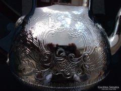 Swan Brand Birmingham-cromalin-vintage teakiöntő-1960