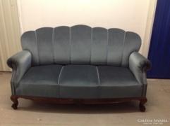 Ülőgarnitúra: 1 kanapé + 2 fotel
