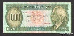 """1000 forint 1996. """"F"""".  VF!!!  NAGYON SZÉP!!!  RITKA!!!"""