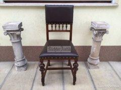 Antik bútor, Ónémet szék felújított.