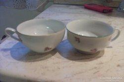 Porcelán csésze 4 db eladó!