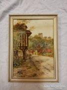 Régi festmény 1923-ból