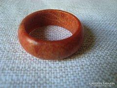 Antik korall gyűrű,ritka