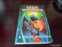 A halál angyala Jack Higgins