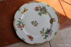 Herendi Viktória tányér tál kínáló 28,5 cm
