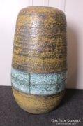 Spark Keramik retro nagyméretű padlóváza