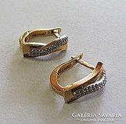 Arany fülbevaló (Nak-Au46515)