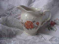 Bavaria Schumann-1945- krémszínű porcelán kiöntő