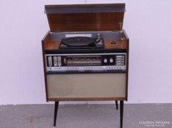 0C912 Retro TEHNIKA MELODIJA-102 rádió lemezjátszó