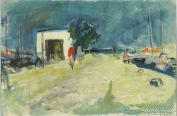 """M. Tóth István : """"Riconne"""" 1966"""
