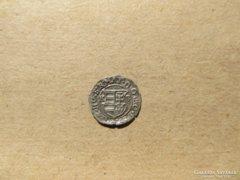 II.Mátyás ezüstdénár