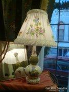 Viktória mintás lámpa